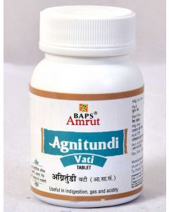 Agnitundi vati Tablet