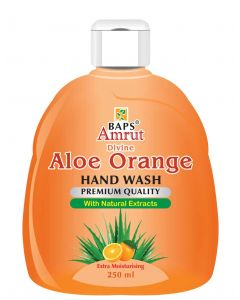 Divine  Aloe Orange Hand Wash