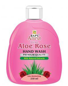 Divine  Aloe Rose Hand Wash