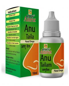 Anu Tail (Nasal drops)