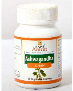 Ashwagandha Veg. Capsule-60 Nos