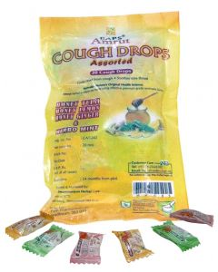 Assorted Cough Drops