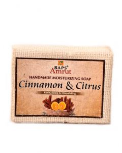 Handmade Soap  Cinnamon and Citrus