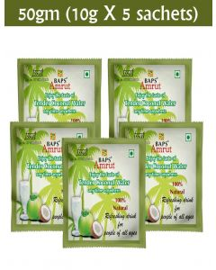 Coconut water (5 SACHETS)