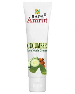 Cucumber Face Wash Cream