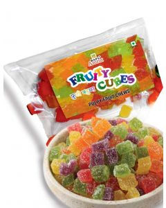 Fruity Cubes jelly candies