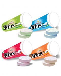 Divine Gluco Combo pack (Strawberry+ Mint+ Fennel+Masala Flavour)