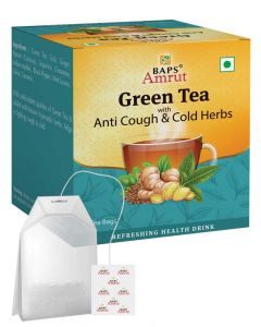 Green Tea with Anti Cough & Cold Herbs