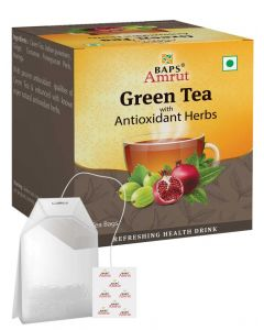 Green Tea With Antioxidant Herbs