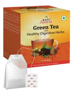 Green Tea with Healthy & Digestive Herbs