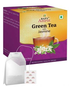 Green Tea With Jasmine Flavour