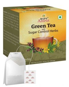 Green Tea With Sugar Control Herbs