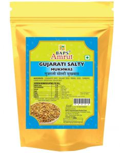Gujarati Salty Mukhwas
