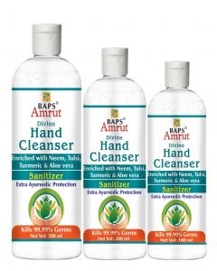 Divine  Hand Cleanser ( Sanitizer)