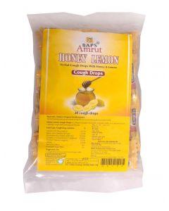 Honey Lemon Cough Drop