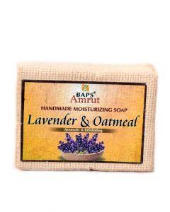 Handmade Soap  Lavender & Oatmeal