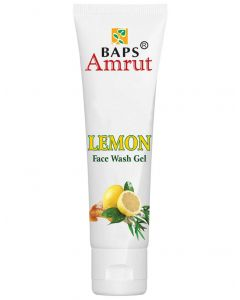 Lemon Face Wash Gel