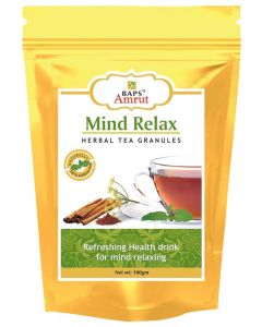 Mind Relax Herbal Tea-100 GM