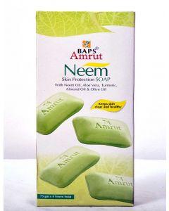 Neem Soap -75 g * 4nos