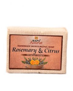 Handmade Soap Rosemary and Citrus
