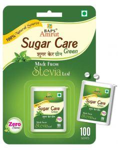 Sugar Care Green Tablet