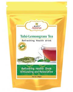 Tulsi Lemongrass Tea