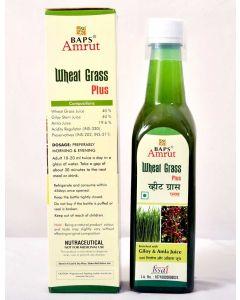 Wheatgrass  & Giloy Juice