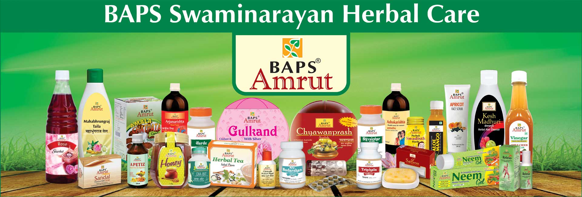 Herbal BAPS Products